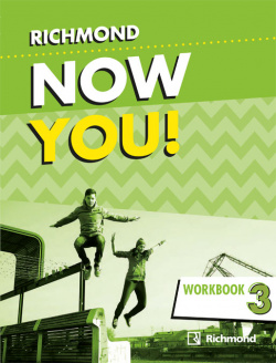 NOW YOU! 3 WORKBOOK PACK