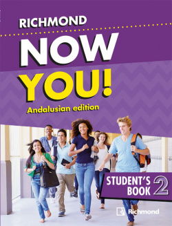 NOW YOU! 2 STUDENT'S ANDALUCIA