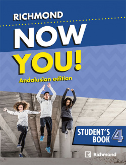 NOW YOU! 4 STUDENT'S ANDALUCIA