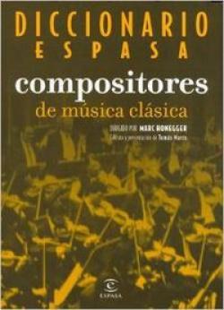 Diccionario de compositores de la música clásica
