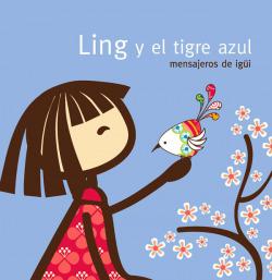Ling y el tigre azul
