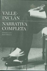 Narrativa completa de Valle-Inclán