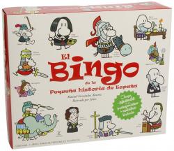 El bingo de la pequeña historia de España