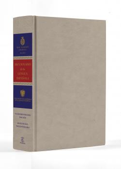 Diccionario de la lengua española. Vigesimotercera edición. Versión coleccionist