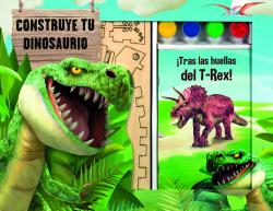 Construye tu dinosaurio
