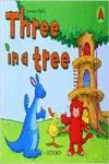 (04).THREE IN A TREE (A).CLASSBOOK (4 ANOS) (+CD)