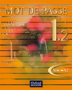 Mot de Passe 1.2. Livre de lélève
