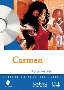Carmen. Pack (Lecture + CD-Audio)