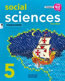 Think Do Learn Social Science 5º Libro del Alumno Modulo 1
