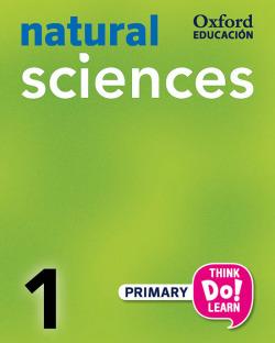 Think Do Learn Natural Science 1º Primaria Libro del Alumno