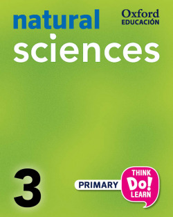 Think Do Learn Natural Science 3º Primaria Pack (Libro y CD)