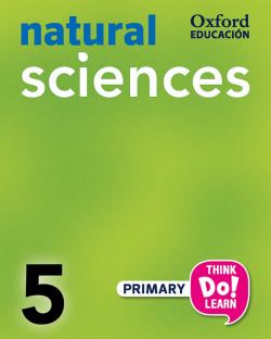 Think Do Learn Natural Science 5º Primaria Pack (Libro y CD)