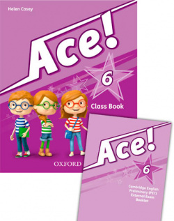 Ace 6: Class Book & Songs CD Pack (Special Exam Edition)