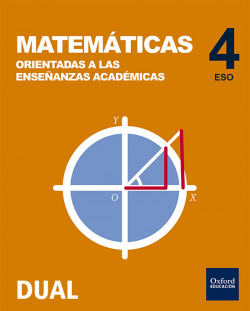 (16).MATEMATICAS ACADEMICAS 4ºESO *MODULAR* (INICIA) DUAL