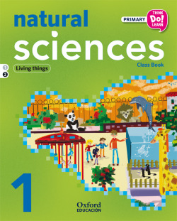 Think Do Learn Natural Science 1º Primaria Libro del Alumno