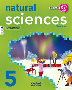 Think Do Learn Social & Natural Science 5º Primaria Libro de