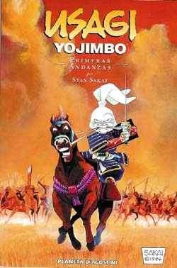 Usagi Yojimbo nº6