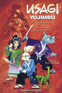 Usagi Yojimbo nº5