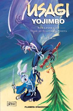 Usagi Yojimbo nº15