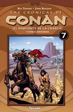 Las crónicas de Conan Nº7