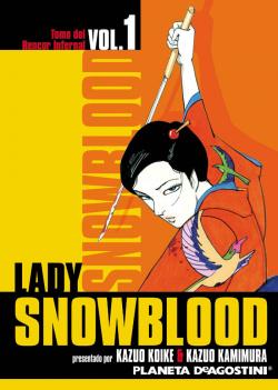 Lady Snowblood Nº01