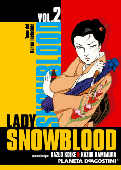 Lady Snowblood Nº02