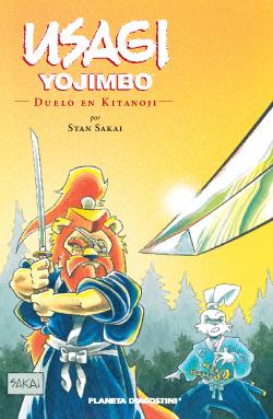 Usagi Yojimbo nº17