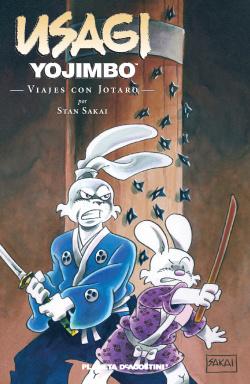 Usagi Yojimbo nº18