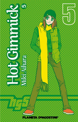 Hot Gimmick Nº05/12