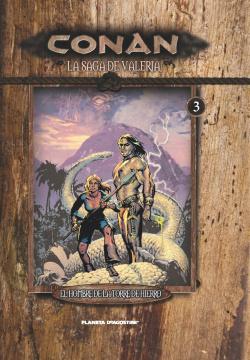 Conan: La saga de Valeria nº3