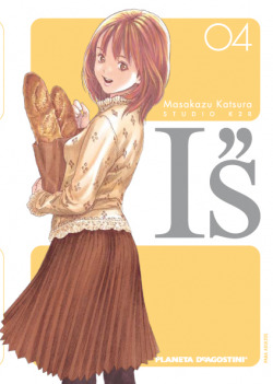 I''S Kanzenban Nº04/12
