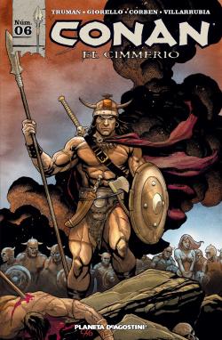 Conan El Cimmerio Nº06/17