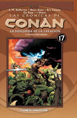 Las Cronicas De Conan Nº17