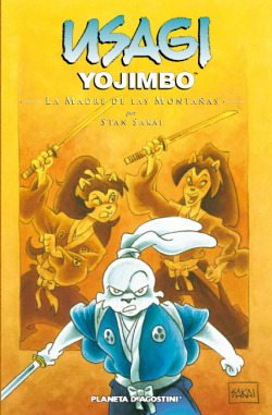 Usagi Yojimbo nº21: Madre monta±as