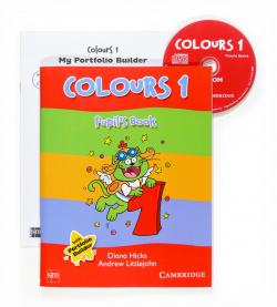 ANT/(07).INGLES COLOURS 1º.PRIM.(LIBRO)-TRAMPOLIN-