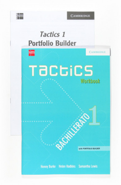 TACTICS 1ºBACH (WORKBOOK) *INGLES*