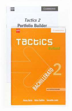 TACTICS 2ºBACHILLERATO (WORBOOOK) -INGLES-