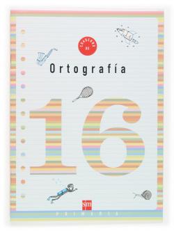 ANT/(06).CUAD.ORTOGRAFIA 16-6º.PRIMARIA