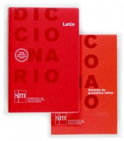 Latín. Diccionario didáctico