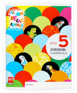 ANT/(07).LECTOESCRITURA 5.CUADR.(5 AÑOS).SON DE LETRAS