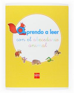 ANT/(07).APRENDO LEER CON ABECEDARIO ANIMAL (1O.CICLO PRIMA