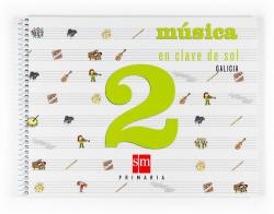 ANT/(G).(07).EN CLAVE SOL (2º.PRIM).MUSICA *EN GALEGO*