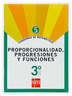 (07).CUAD.MATEMATICAS 5 (3O.ESO) PROPORCIONALIDAD