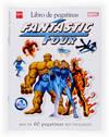 Fantastic Four. Libro de pegatinas