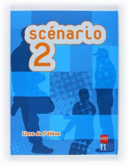 SCENARIO 2ºBACHILLERATO (LIBRO) -FRANCES-