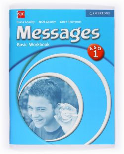 (08).INGLES MESSAGES 1ºESO (BASIC WORKBOOK).INICIACION