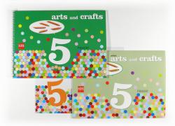 ANT/(09).ARTS AND CRAFTS 5º.PRIM.(PLASTICA EN INGLES)