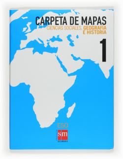 (09).COLECCION MAPAS MUDOS 1ºESO