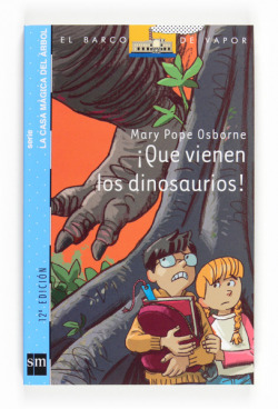 íQue vienen los dinosaurios!