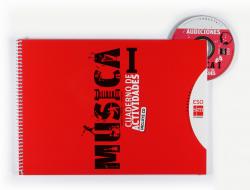 (10).CUAD.MUSICA I (+CD) (PROY.CONECTA 2.0)
